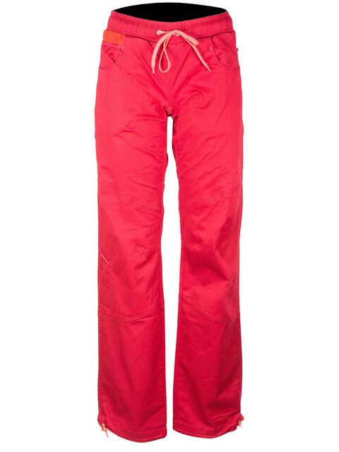La Sportiva Kalymnos Pantaloni lunghi Donna rosso